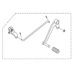 Gear shift Pedal Yamaha MT-15
