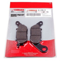 Rear Brake Pad Set Yamaha Tricity 125/150 2016 2017