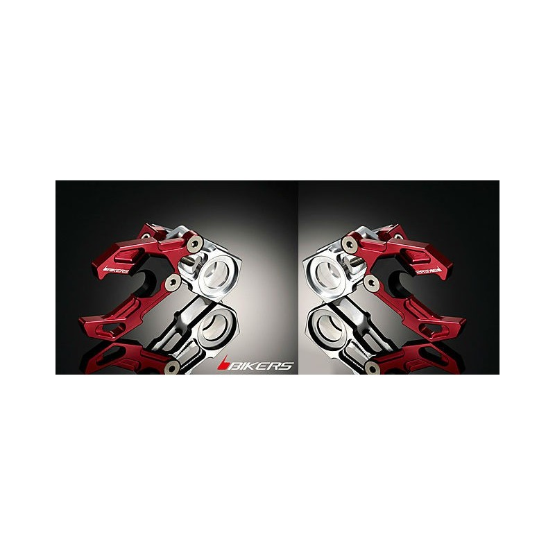 Chain Adjuster Set with stand hooks Bikers Ducati Monster 795