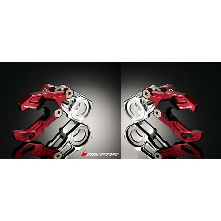 Chain Adjuster Set Stand Hooks Bikers Ducati Monster 795