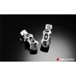 Rotating Bar Clamps with Mirror Hole Bikers Ducati Monster 795 / 796