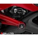 Frame Hole Caps Bikers Ducati Monster 795 / 796