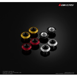 Set Customize Washers M6 Bikers