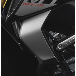 Cover Radiator Left Yamaha MT-15