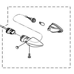 Rear Left Flasher Light Yamaha MT-15