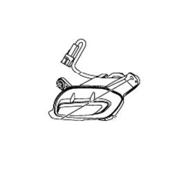 Pilot Headlight Left Yamaha MT-15 2019 2020