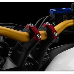 Bar Clamp Set for Fat Bar 28.6mm Bikers Honda CB650F