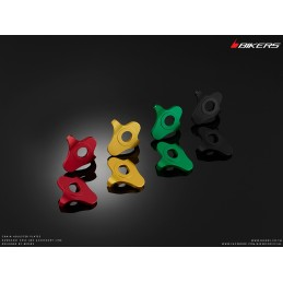 Chain Adjuster Plates Bikers Kawasaki Z650