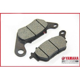 Rear Brake Pad Yamaha YZF R3 / R25