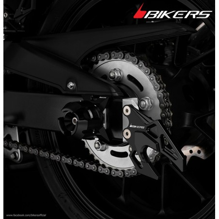 Ajusteurs de Chaîne avec Crochets de Service Bikers Honda CB500F CB500X CBR500R