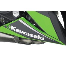 Autocollant Carénage Inferieur Droit Kawasaki NINJA 650 KRT 2017