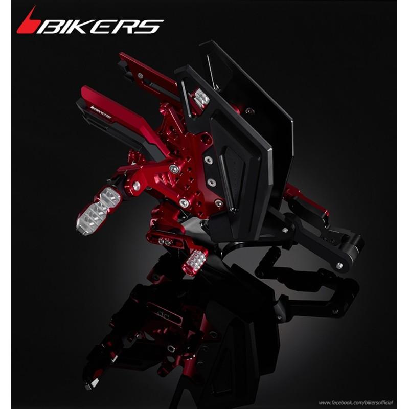 Rear Set Bikers Honda CB500F CB500X CBR500R
