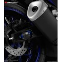 Rear Wheel Axle Protection Bikers Yamaha YZF R3 2019