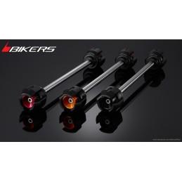 Rear wheel axle protection Bikers Honda CB500F CB500X CBR500R