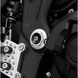 Bouchons Pivot de Cadre Bikers Yamaha YZF R3/R25