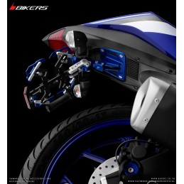 Adjustable License Plate Support Bikers Yamaha YZF R3 2019 2020 2021