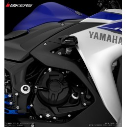 Kit Protections Carénages Bikers Yamaha YZF R3/R25