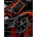 Axe Arrière avec Protections Bikers Ktm RC 200 / 390