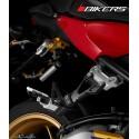 Reposes Pieds Arrière Passager Bikers Honda CB650F