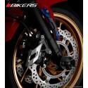 Protection Etrier Frein avant droit Bikers Honda CB650F