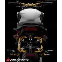 Support de Plaque Complet Entièrement Réglable Bikers Honda CB650F