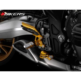 Rear Set Bikers Honda CB650F