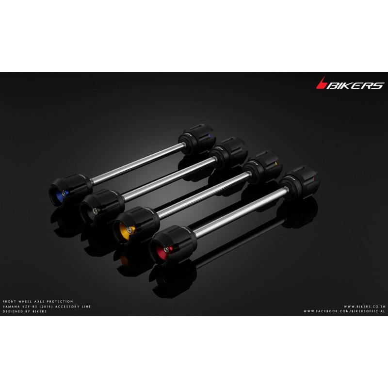 Front Shock Up Adjusters Bikers Yamaha YZF-R3/R25