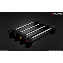 Rear Wheel Axle Protection Bikers Yamaha YZF R3 2019