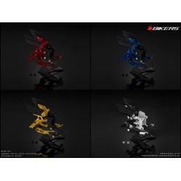 Rear Set Bikers Yamaha YZF R3 2019