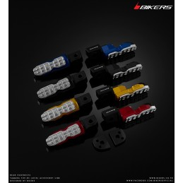 Rear Footrests Bikers Yamaha YZF R3/R25