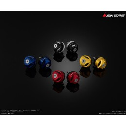 Handle Bar Caps Standard Bikers Yamaha YZF R3/R25