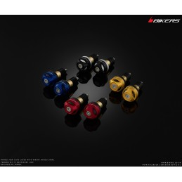 Handle Bar Caps Bikers Yamaha MT-03 / MT-25