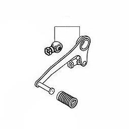 Gear Change Mechanism Honda CB150R
