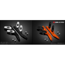 Front Fork Guards Bikers Ktm Duke 200 / 390