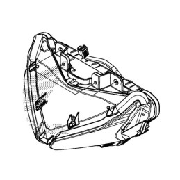 Phare Avant Honda CBR500R 2019