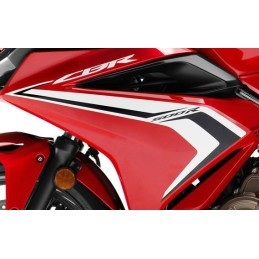 Autocollant Carénage Avant Gauche Honda CBR500R 2019 2020 2021