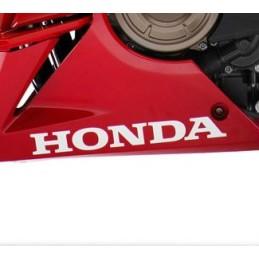 Autocollant Carénage Inférieur Gauche Honda CBR500R 2019 2020 2021