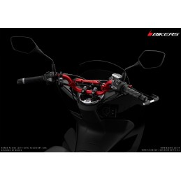 Handle Bar with Cross Bar Bikers Honda PCX 2018 2019