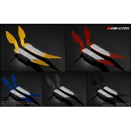 Foot Plates Extra Protection Bikers Honda PCX 2018 2019