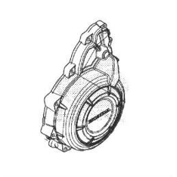 Couvre Générateur Honda CB500F 2019