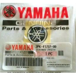 Emblème Couvre Supérieur Arrière Yamaha YZF R15