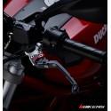 Couvre Reservoir Liquide Embrayage Bikers Ducati Monster 795 / 796