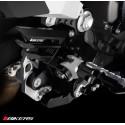 Set Arrière Complet Avec Reposes pied passager Bikers Ducati Monster 795 / 796