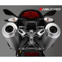 Support de plaque immatriculation Bikers Ducati Monster 795 / 796