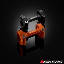 Bar Clamp Set Bikers Ktm Duke 200 / 390