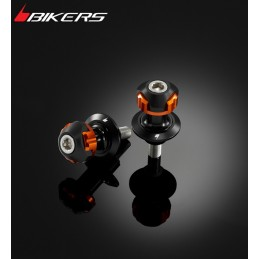 Swing Arm Spools Bikers Ktm Duke 200 / 390