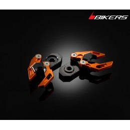 Chain Adjuster Set with Stand hooks Bikers Ktm Duke 200