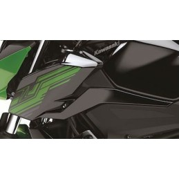 Carénage Écope Gauche Kawasaki Z400 2019