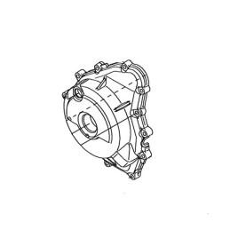 Couvre Générateur Kawasaki Z400 2019