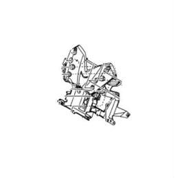 Compartiment Batterie Yamaha XMAX 300 2017 2018 2019 2020